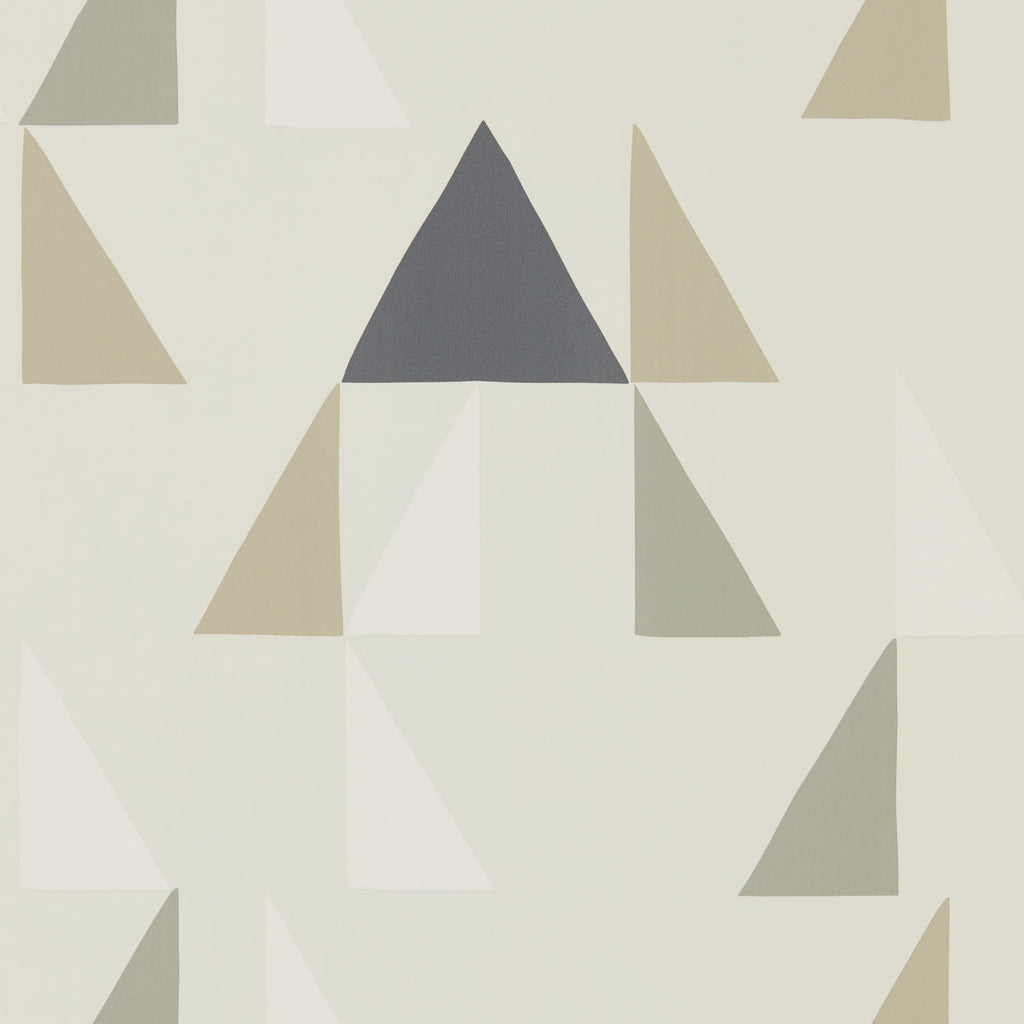 Scion Wallpaper | Modul 111307 | Triangula Design