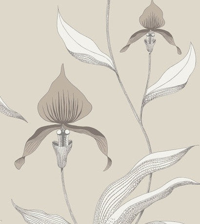 Orchid Wallpaper Cole & Son Restyled 95/10058