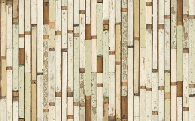 Scrapwood Wallpaper by Piet Hein Eek PHE-01