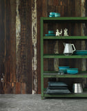 Scrap Wood Wallpaper PHE 13