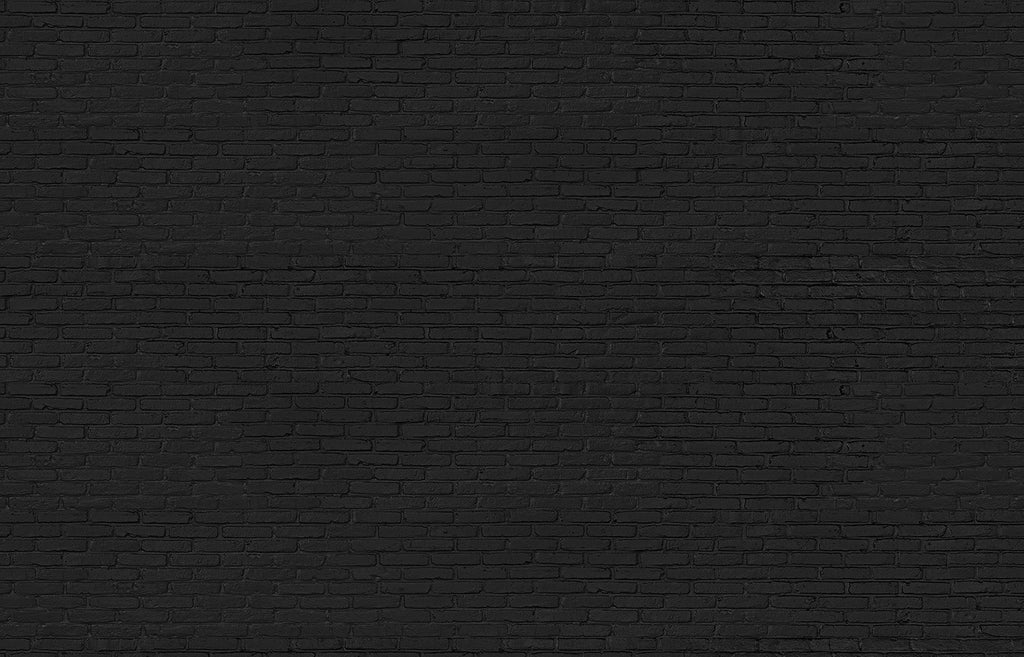 NLXL Black Brick Wallpaper | Australia