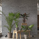 Silver Brick Wallpaper by Piet Hein Eek in Australia