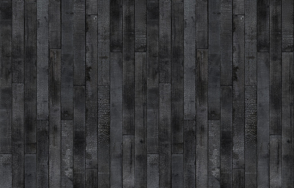 Close up Burnt Wood Wallpaper