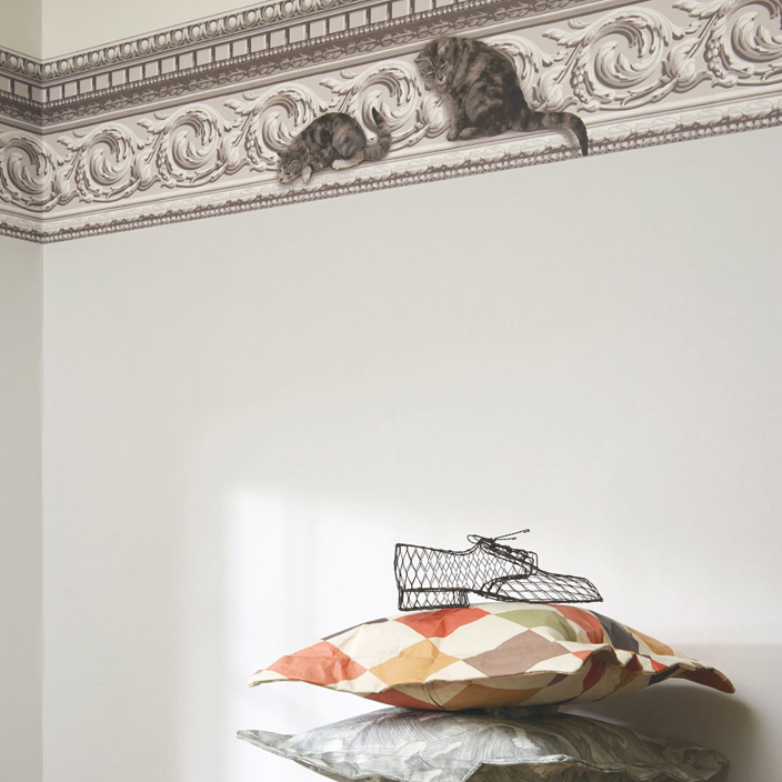 Paddy & Louis Wallpaper Border | Cole & Son Australia