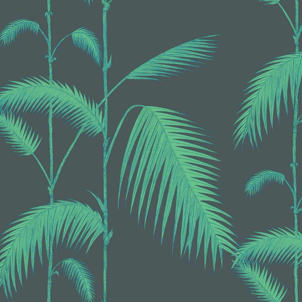 Cole & Son Palm Leaves Wallpaper 112/2007 | Icons Collection