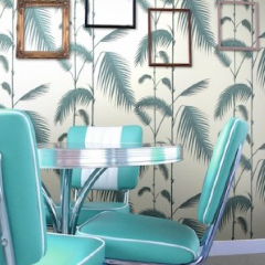 Cole & Son Palm leaves wallpaper 66/2012.