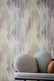 Cole & Son Prisim Wallpaper from the Icons Collection
