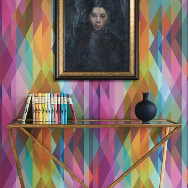 Cole & Son Wallpaper Australia  | Prism 105/9040 | Geometric 2