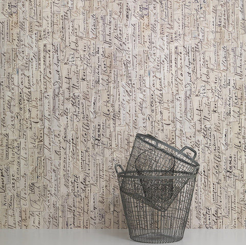 Piet Boon Wallpaper | Washi Wallpaper PIB10 (Grey)