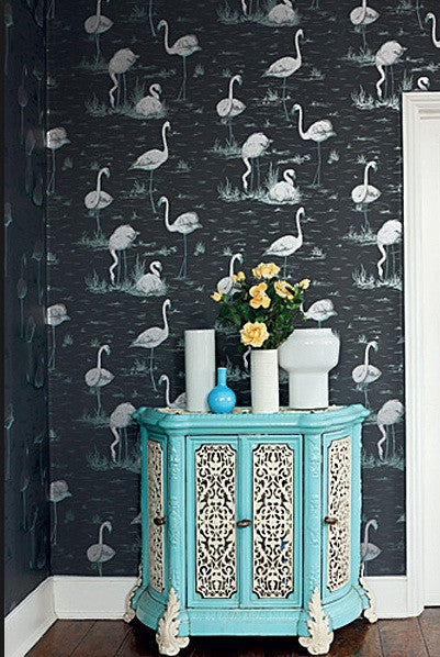 Cole & Son Wallpaper | Flamingos 95/8048