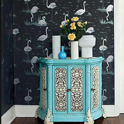 Flamingos 95/8048 Wallpaper Cole & Son