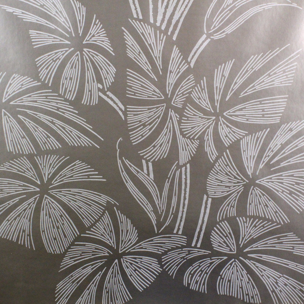Amazonas Wallpaper in Silver SPW-AM04 by Signature Prints