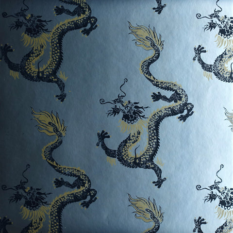 Signature Prints Wallpaper | Dragons SPW-DR09