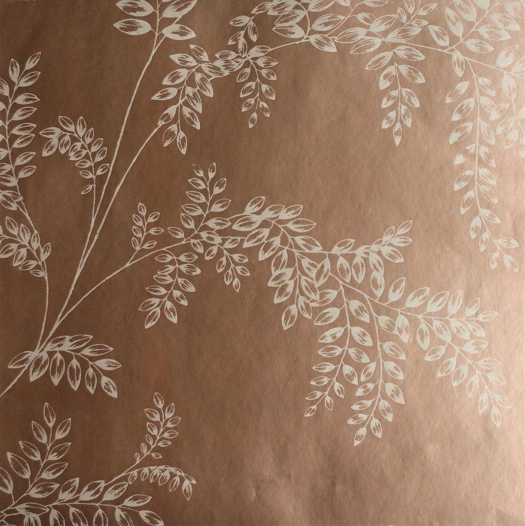 Wisteria Fern Wallpaper by Signature Prints