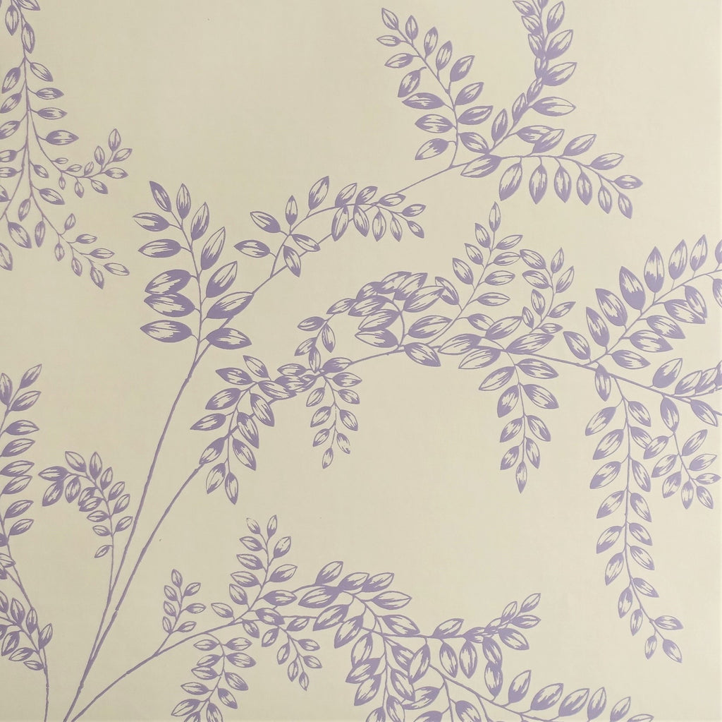 Signature Prints Wallpaper | Wisteria Fern SPW-WF03