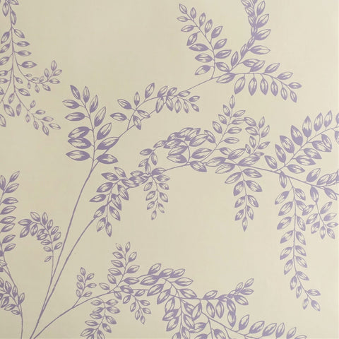 Signature Prints Wallpaper | Wisteria Fern SPW-WF01