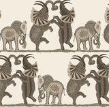 Safari Dance Wallpaper 109/8036 | Cole & Son Ardmore Collection