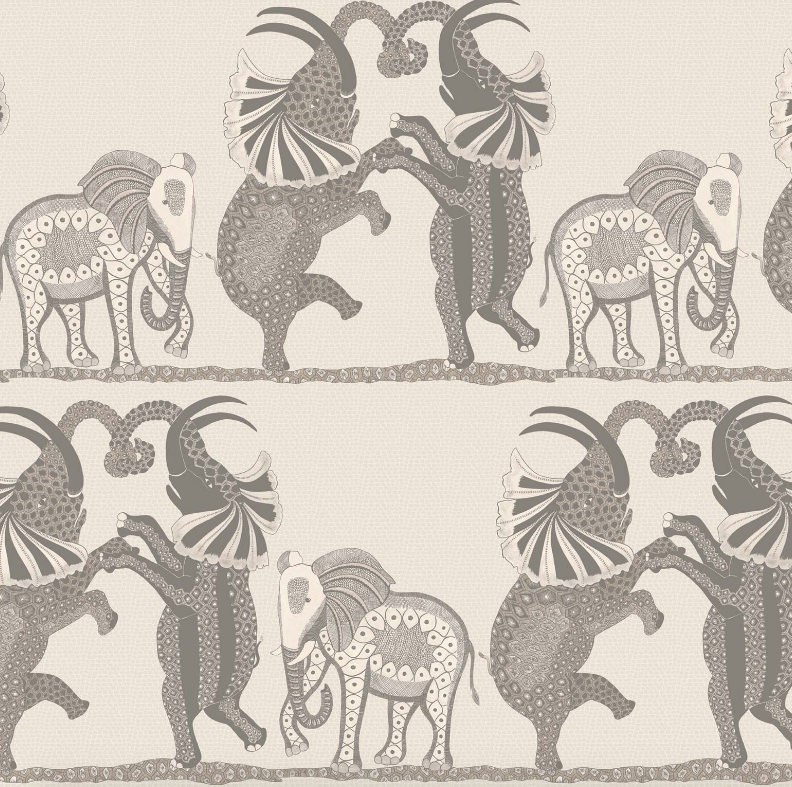 Cole & Son Safari Dance Wallpaper 109/8037 | Australia