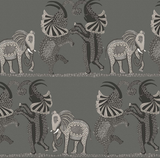 Safari Dance Wallpaper | Ardmore Collection | Cole & Son Australia