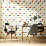 Sula Wallpaper 111320 Scion Australia. Retro Tulips