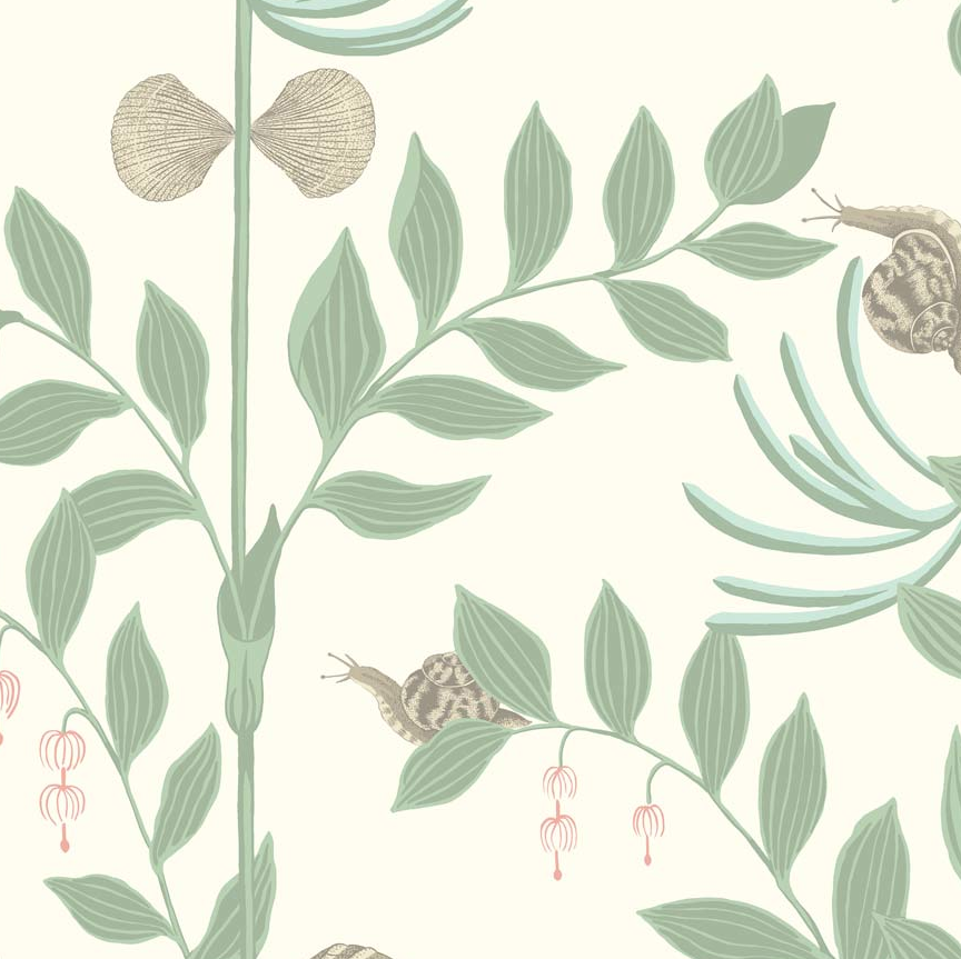 Cole & Son Secret Garden Wallpaper 103/9031