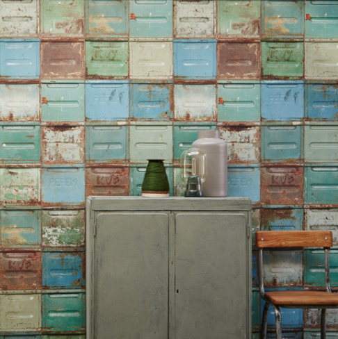 Studio Ditte Wallpaper | Container Mixed