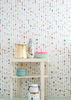 Studio Ditte Wallpaper - teaspoons