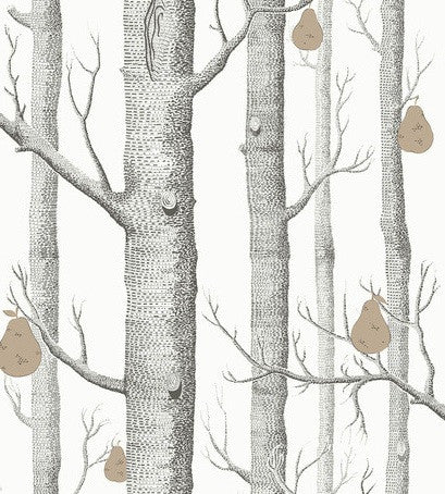 Woods & Pears Wallpaper 95/5027 Cole & Son