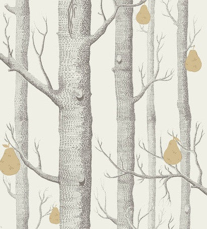 Woods & Pears Wallpaper 95/5032. Cole & Son