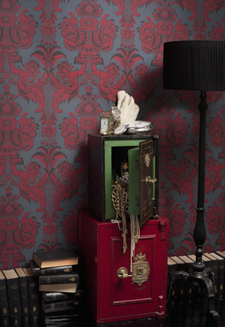 Cole & Son Wallpaper- Wyndham 94/3018 - Albemarle Collection