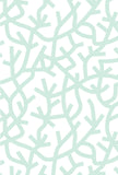 Mini Moderns Wallpaper Australia  | A Forest in Pale Verdigris