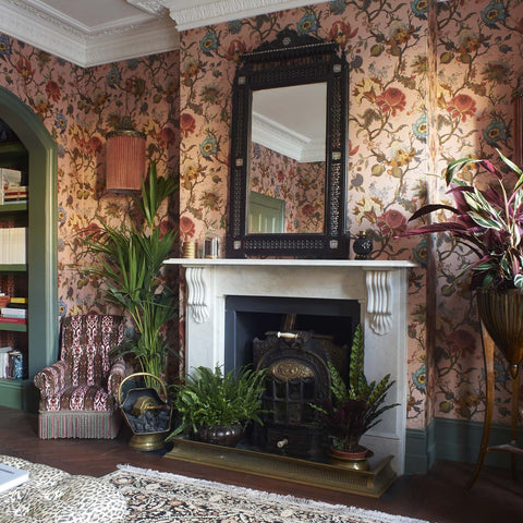 House of Hackney Wallpaper | LIMERENCE Sky