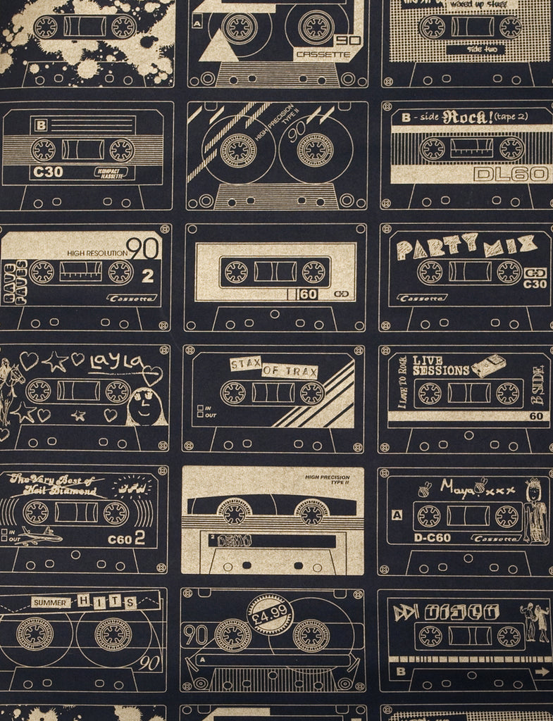 c60 Wallpaper - Music Cassette Tapes Wallpaper