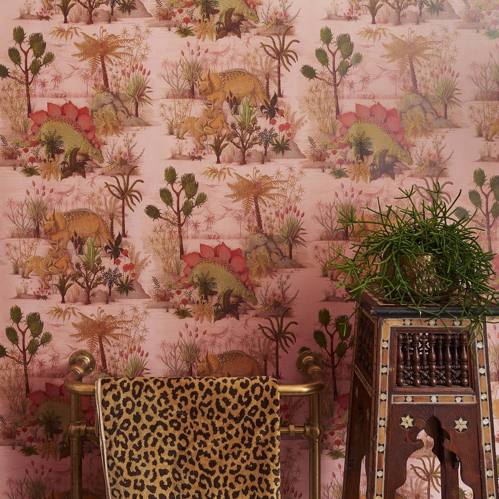 Dinosaur Wallpaper | House of Hackney Wallpaper
