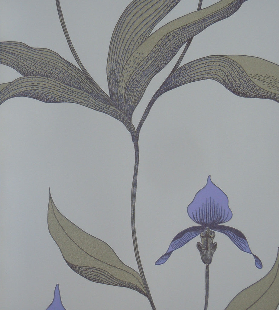 Cole & Son Orchid Wallpaper 66/4024 from the Contemporary Collection
