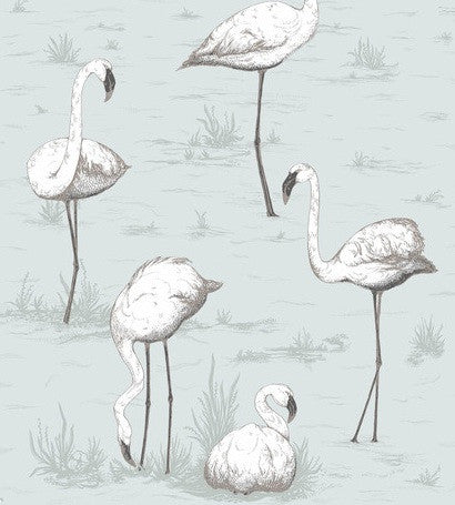 Flamingos Wallpaper 95/8047 Cole & Son
