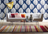 Harlequin Wallpaper - Leaf 110371 - Momentum Wallcoverings Volume 2