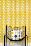 Mini Moderns Wallpaper | Pavilion Washed Mustard