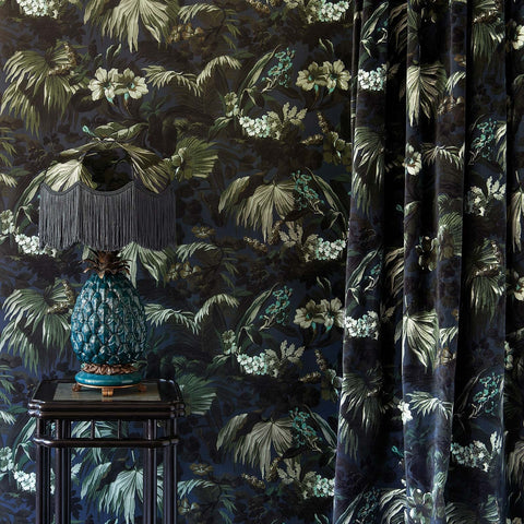 House of Hackney Wallpaper | ZEUS Eau De Nil