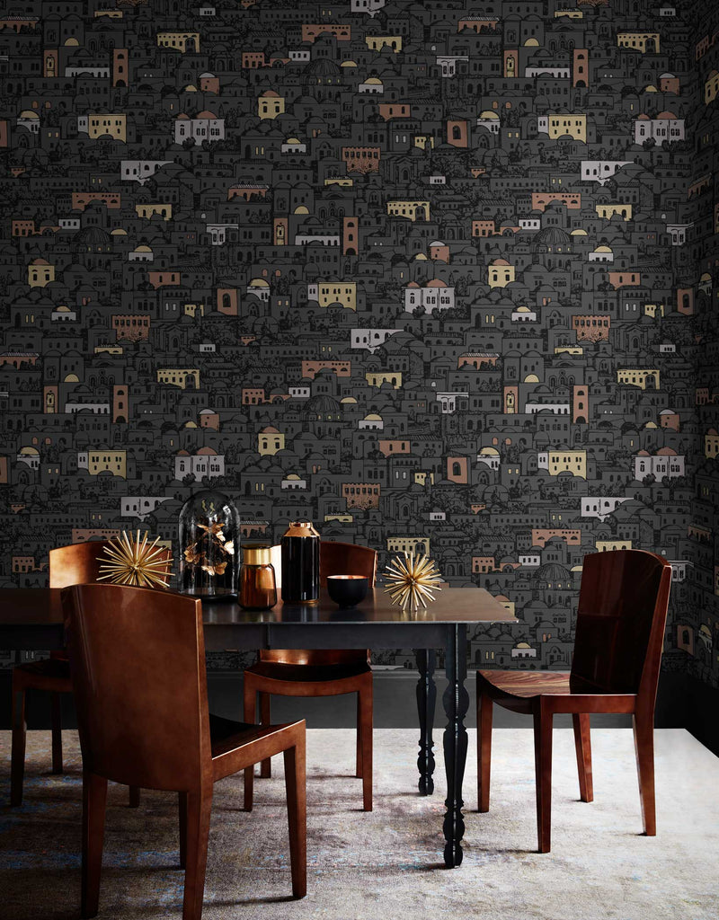 Cole & Son Mediterranea Wallpaper 114/7014 Fornasetti