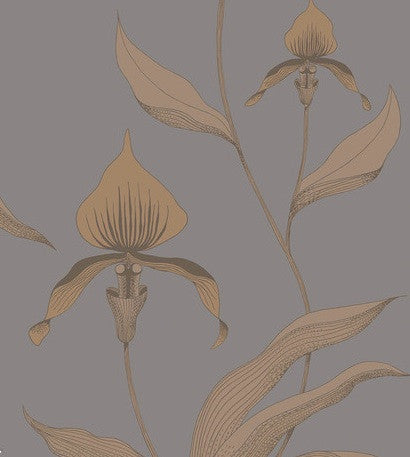 Orchid Wallpaper Restyled Cole & Son 95/10056