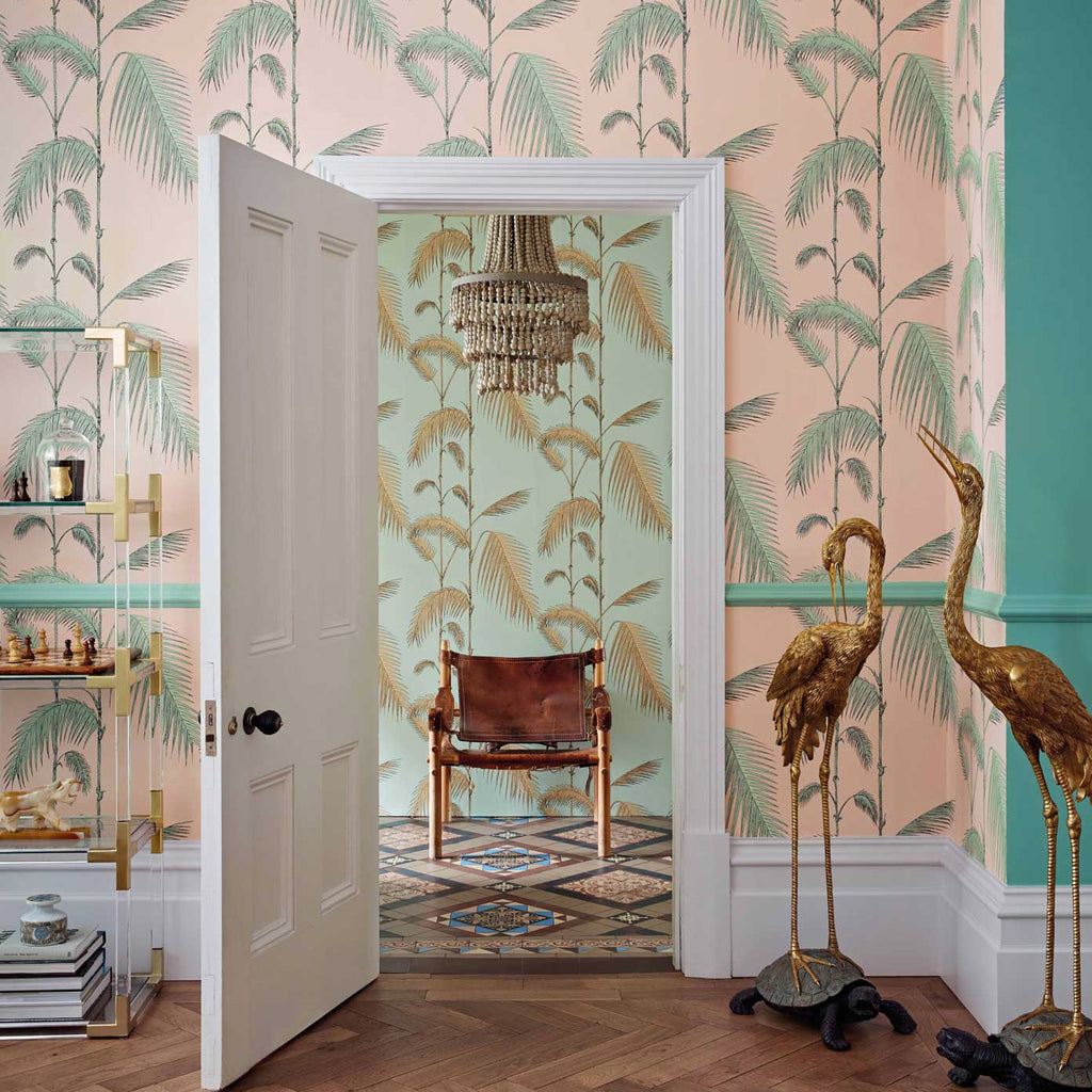 Palm Leaves Wallpaper 112/2005 Cole & Son Wallpaper