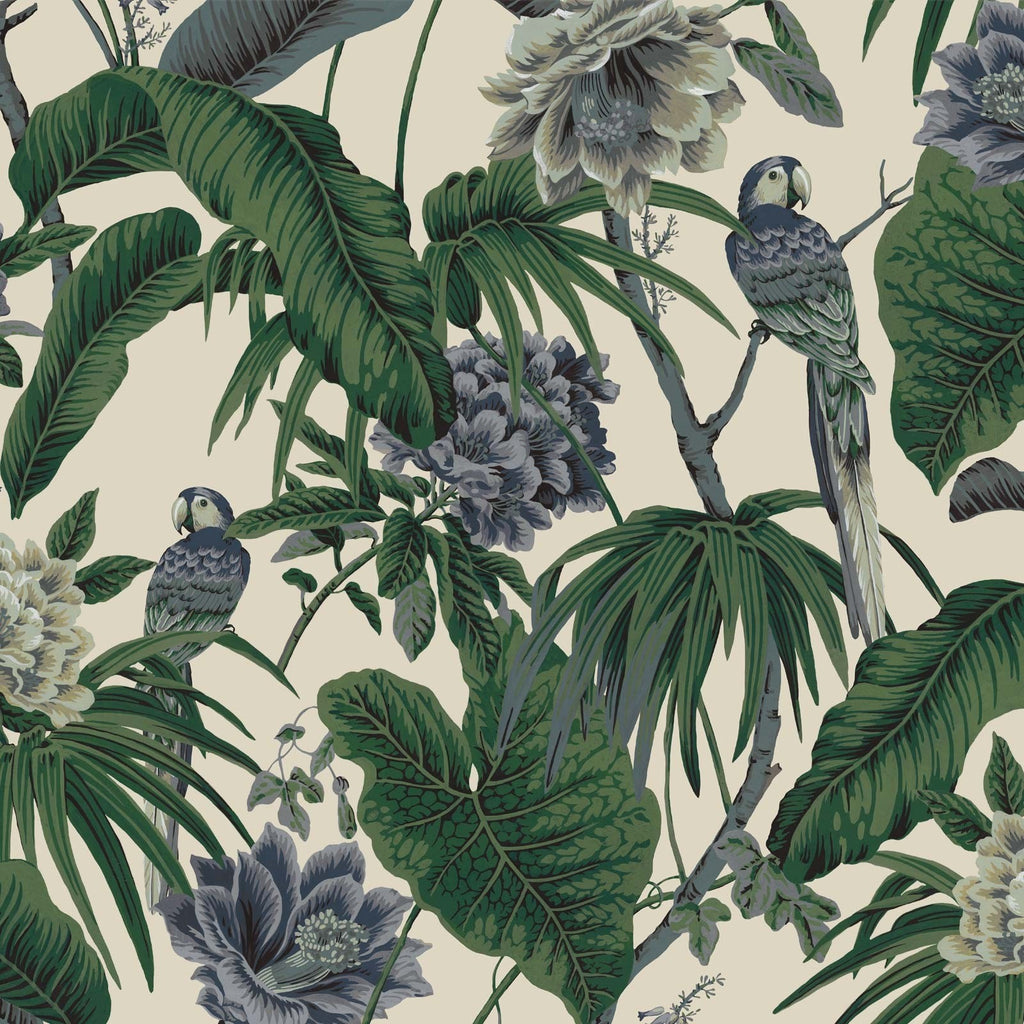 Paradisa Wallpaper in off-white | House of Hackney Wallpaper