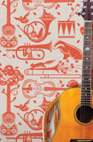 Mini Moderns Wallpaper Australia Pet Sounds
