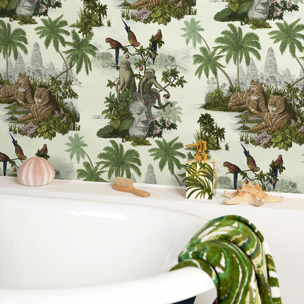 House Of Hackney Wallpaper Australia Samatra in Multi