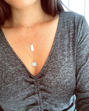 Aria Necklace in Sterling Silver
