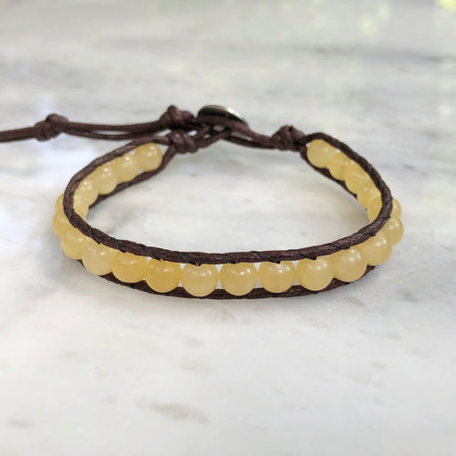 Mellow Yellow Bracelet