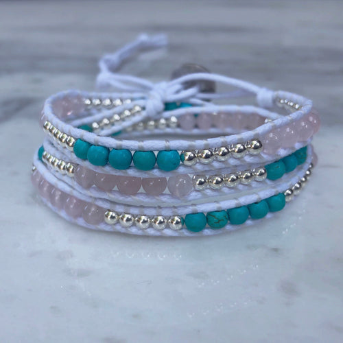 Cotton Candy Bracelet