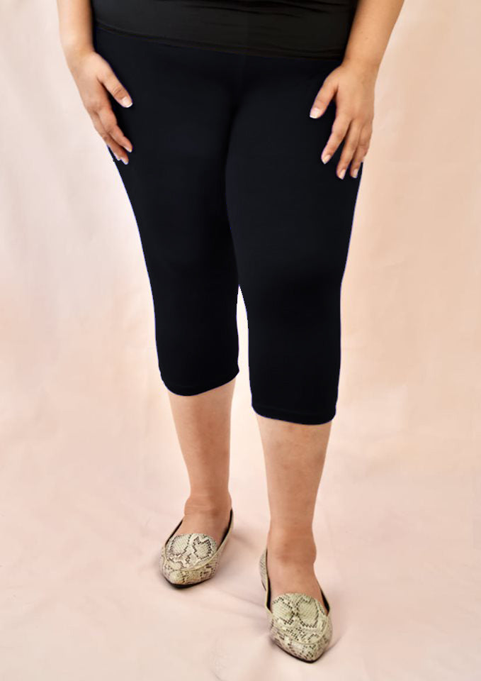 3/4 Cotton Leggings
