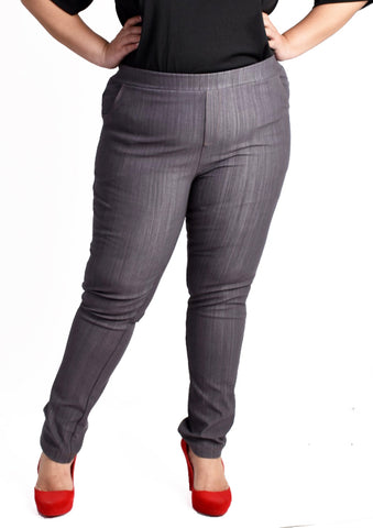 Skinny Jeans (Grey/Light Blue/Dark Blue/Black)